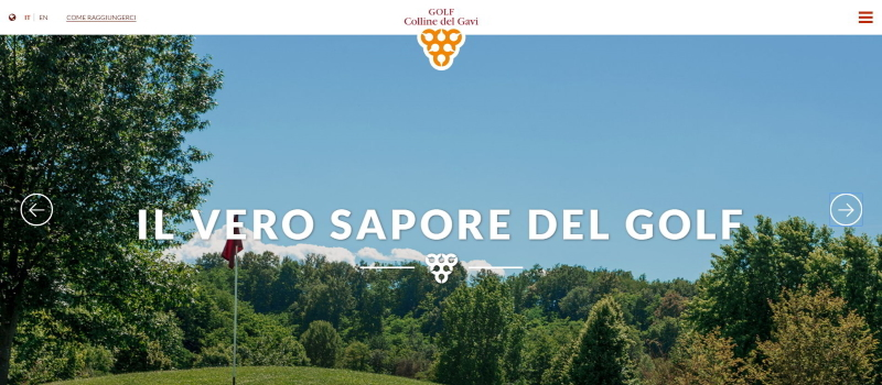 golf girasoli